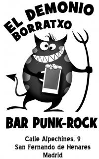 bar punk-rock El demonio borratxo